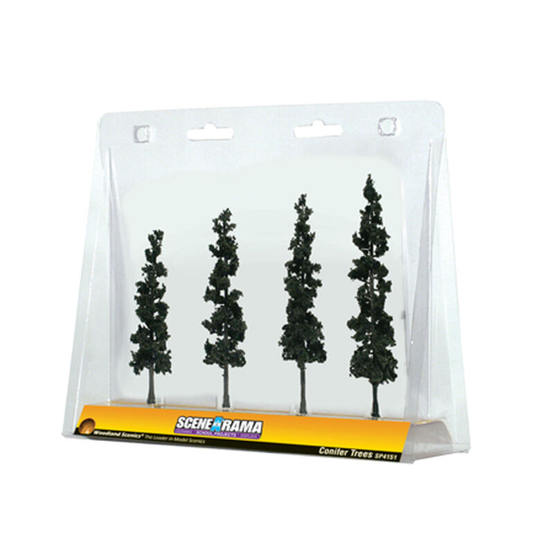 Scene-A-Rama Conifer Trees