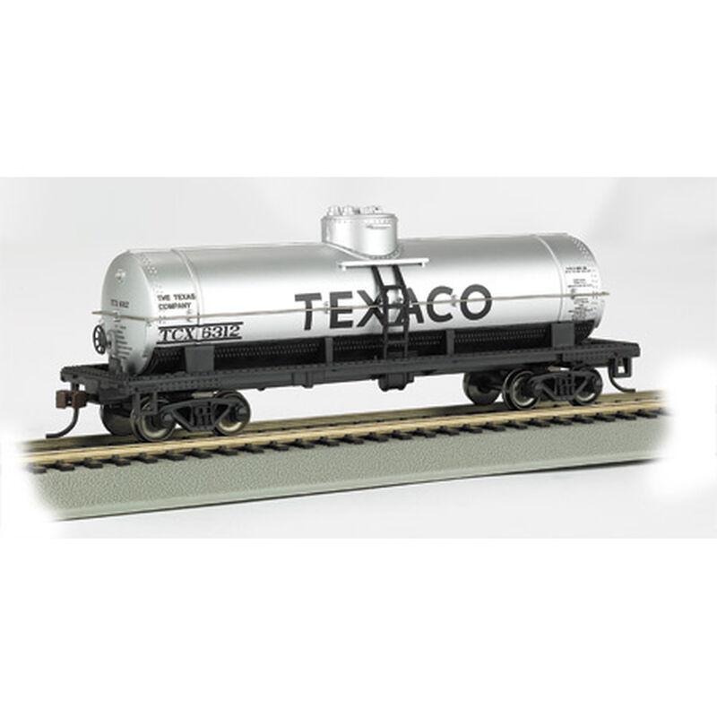 HO 40' 1-Dome Tank, Texaco