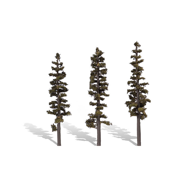 """Classic Trees, Standing Timber 7-8"""" (3)"""