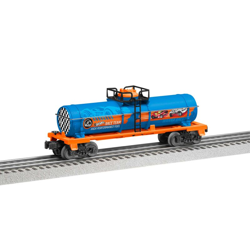 O-27 Fuel Tank Car Hot Wheels
