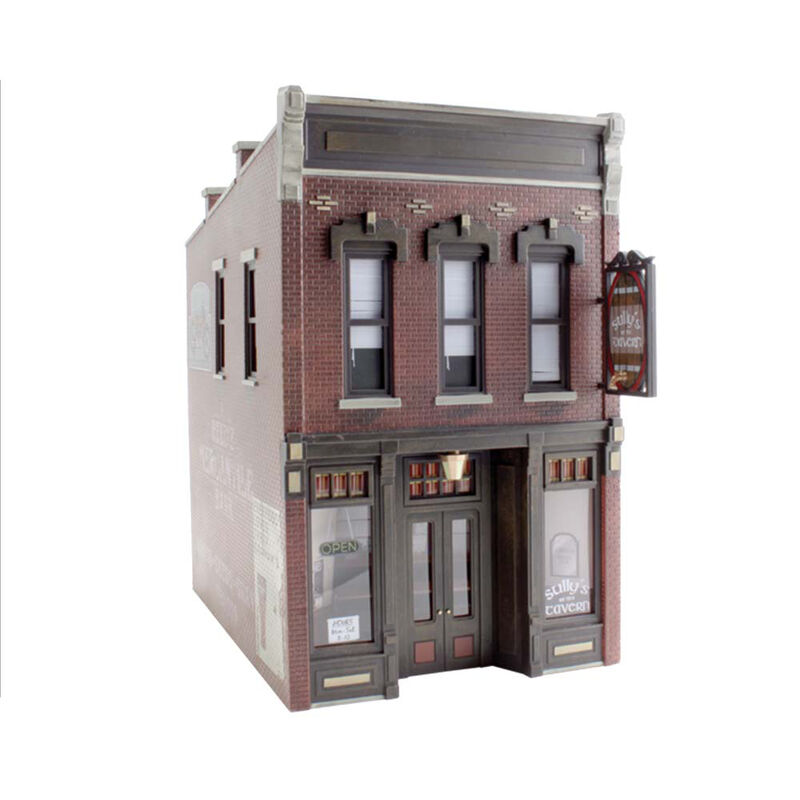 O Built-Up Sully's Tavern
