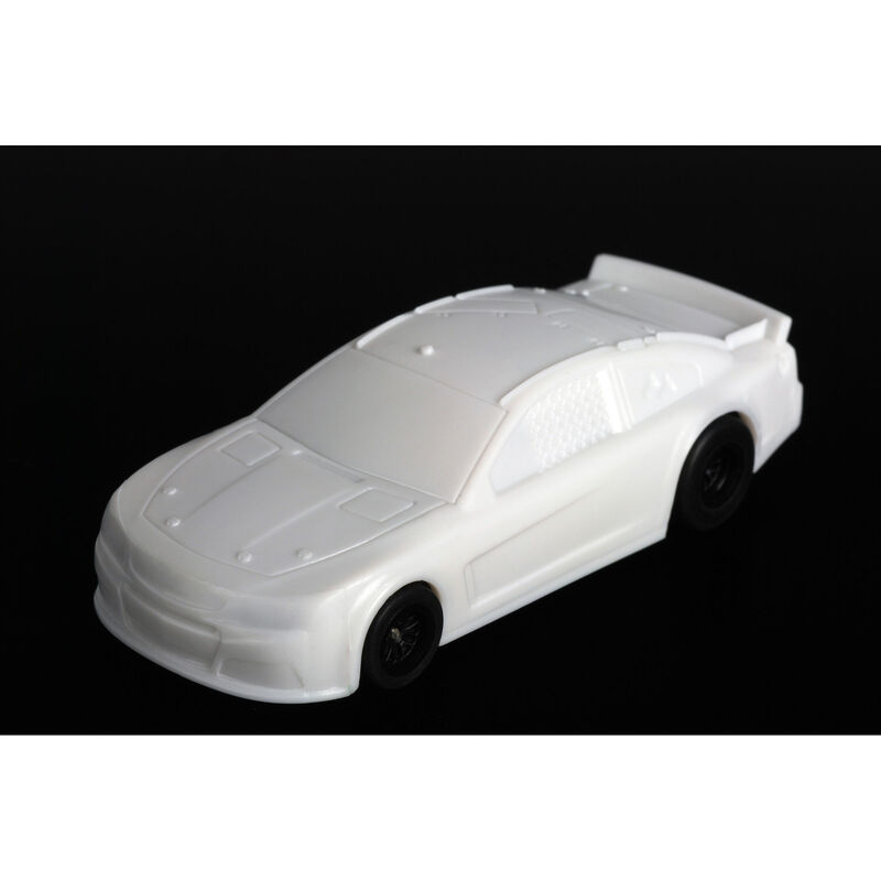 Chevy SS Stocker - White Paintable (MG+) Slot Car