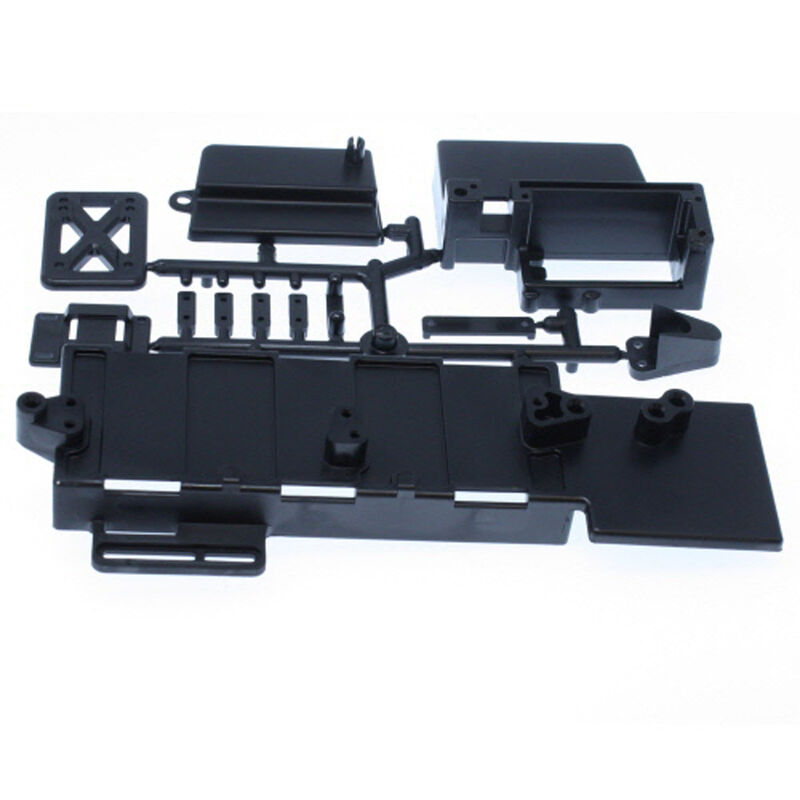 Battery Case and Mounts