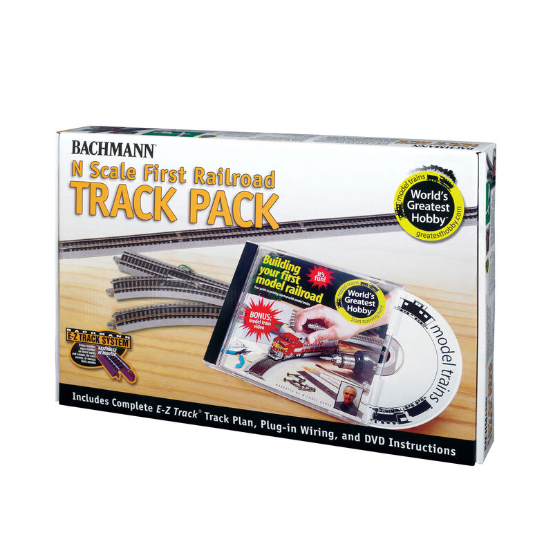 N NS EZ World's Greatest Hobby Track Pack