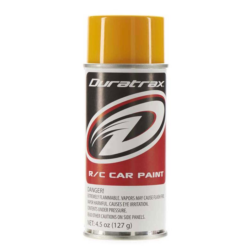 Polycarb Spray, Bright Yellow, 4.5 oz