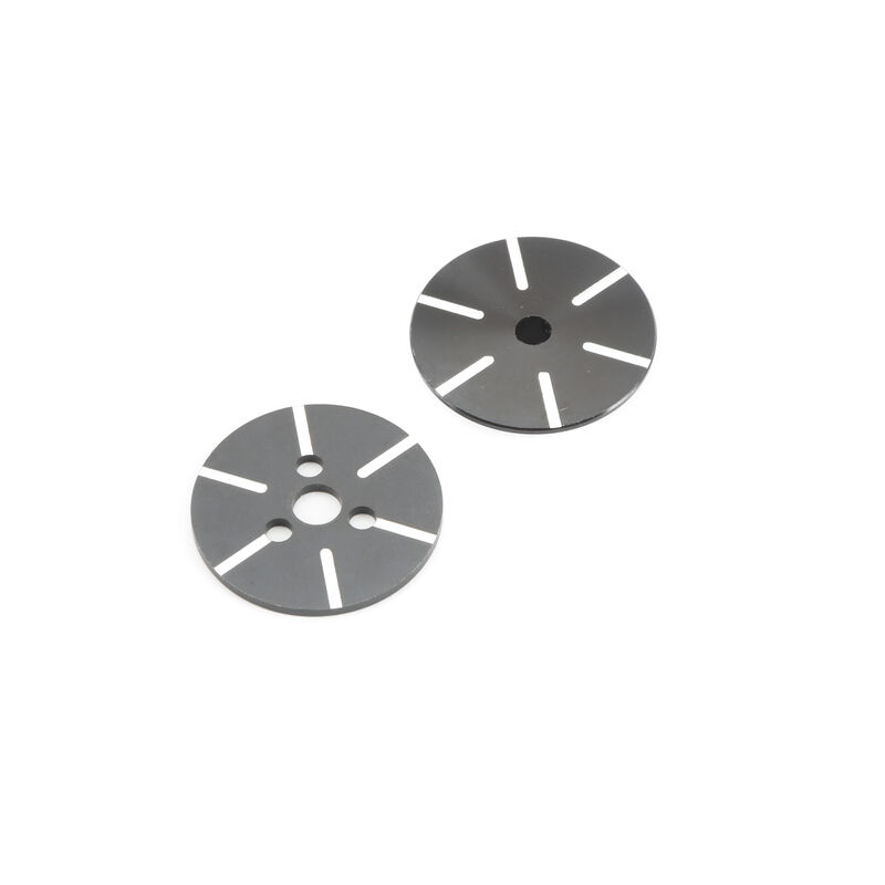 Grooved Slipper Plate Set: 22-4 2.0