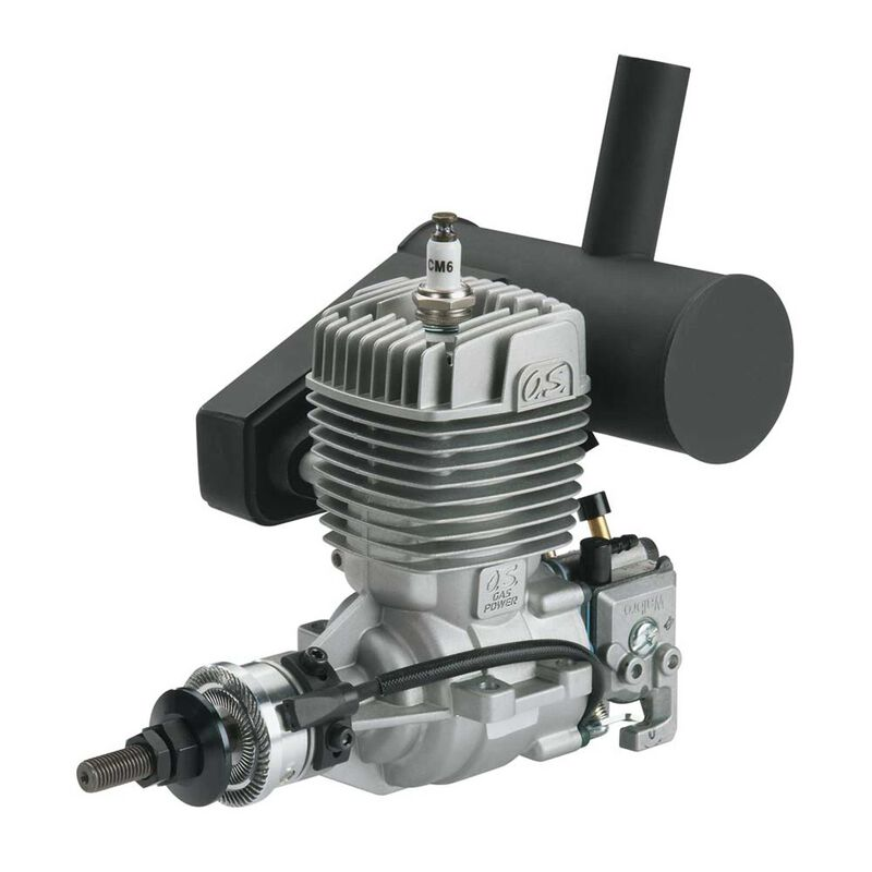 GT22 22cc Gas 2-Cycle Airplane Engine with Muffler
