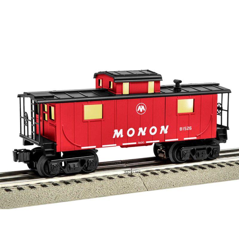 O NE-5 Caboose MONON #81526