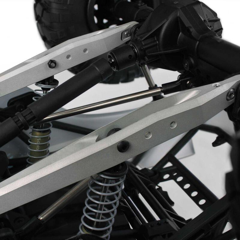 Trailing Arms, Black Anodized: Yeti