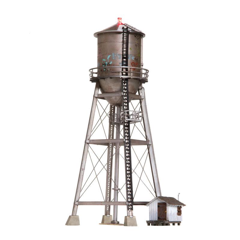 N Built-Up Rustic Water Tower