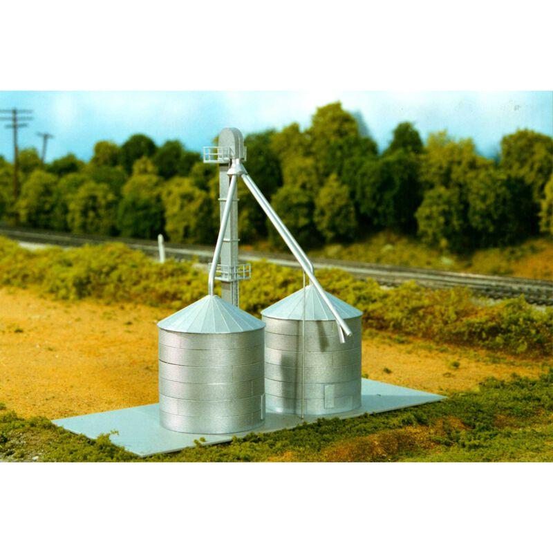 N KIT 120' All Grain Elevator
