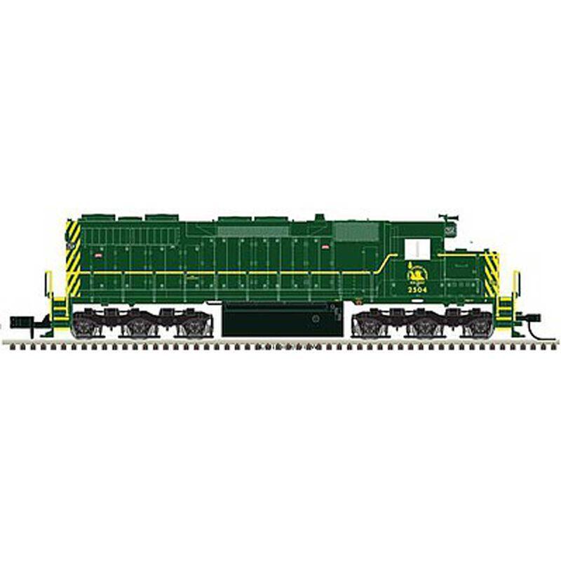 HO SD35 CNJ #2507
