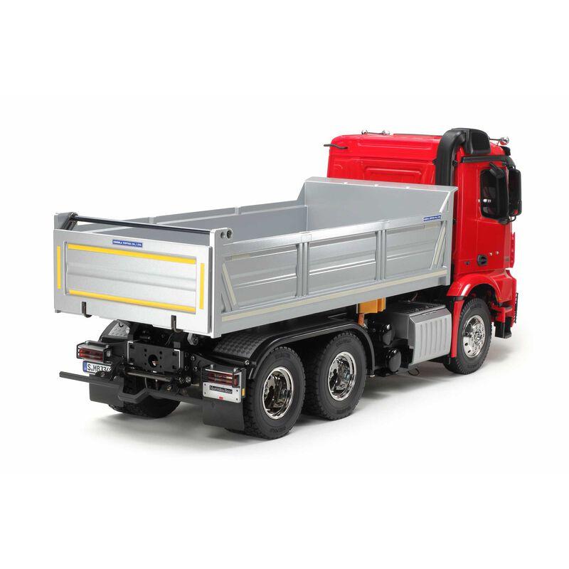 1/14 Mercedes-Benz Arocs 3348 6x4 Tipper Truck Kit