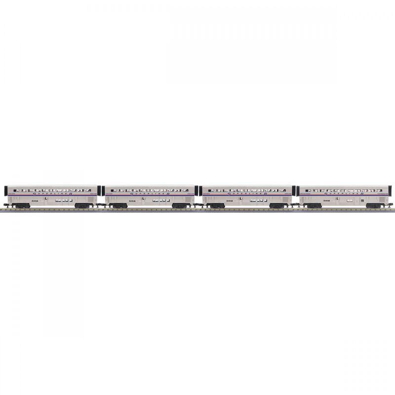 O-31 SuperLiner Set Amtrak Phase IV #31025