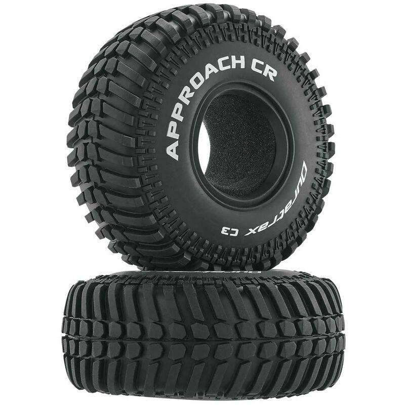"Approach CR 1.9"" Crawler Tires C3 (2)"