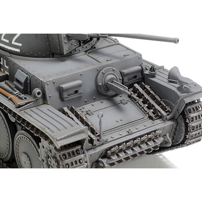 1/48 German Panzer 38 (t) Ausf. E/F