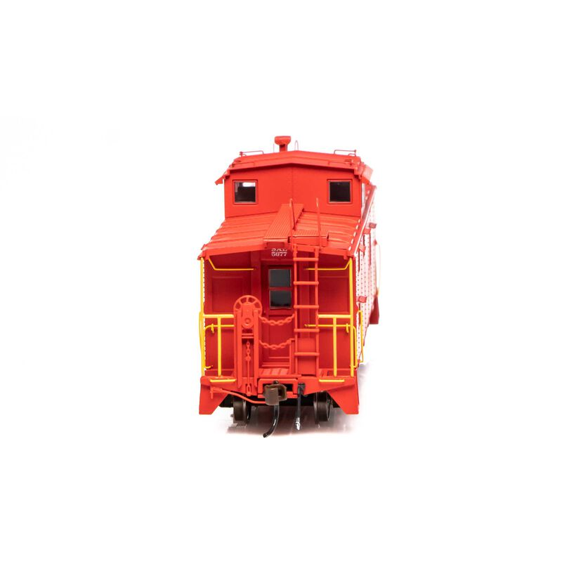 HO ICC Caboose with Lights, SAL #5677