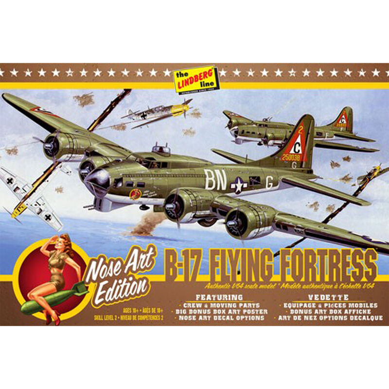 B-17G Nose Art Edition
