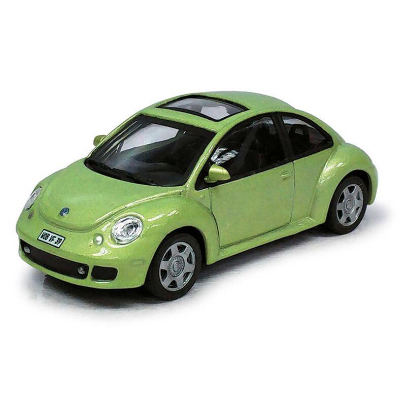 Cararama 1 43 VW Beetle car, Green