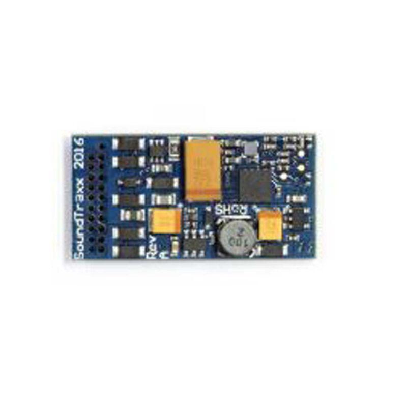 HO/N DCC Sound TSU-21PNEM Decoder, Steam