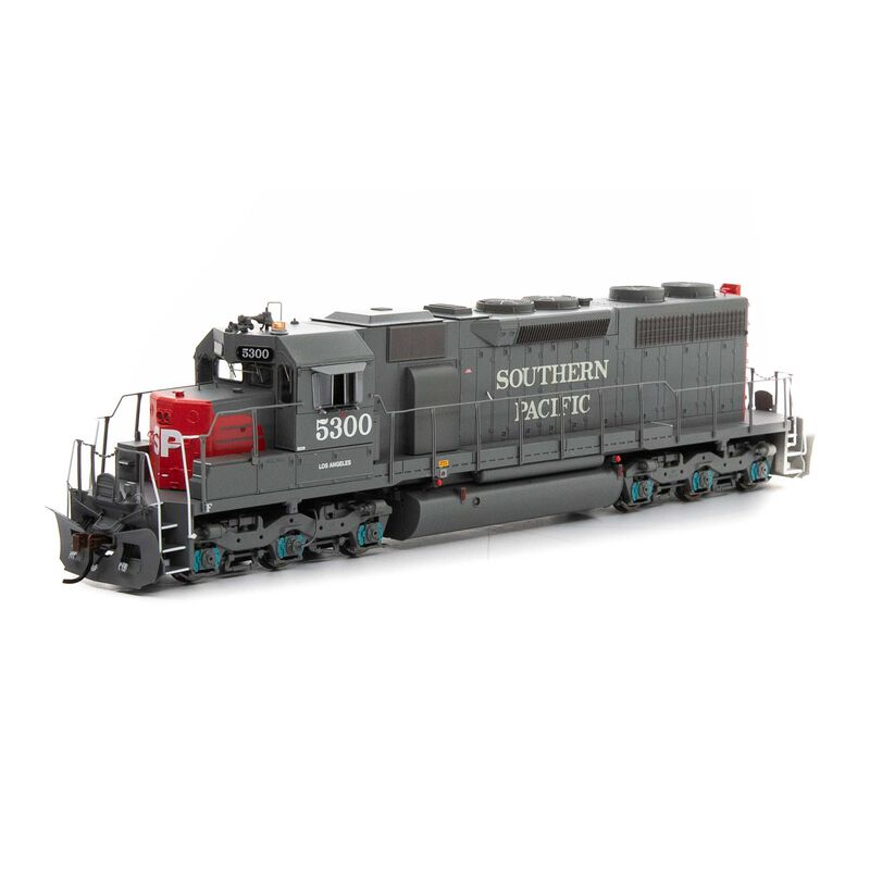 HO RTR SD39 with DCC & Sound SP 1990s Version #5300