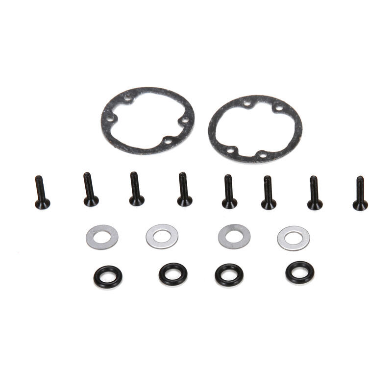 Seal Set, Gear Diff (2): 22-4 2.0