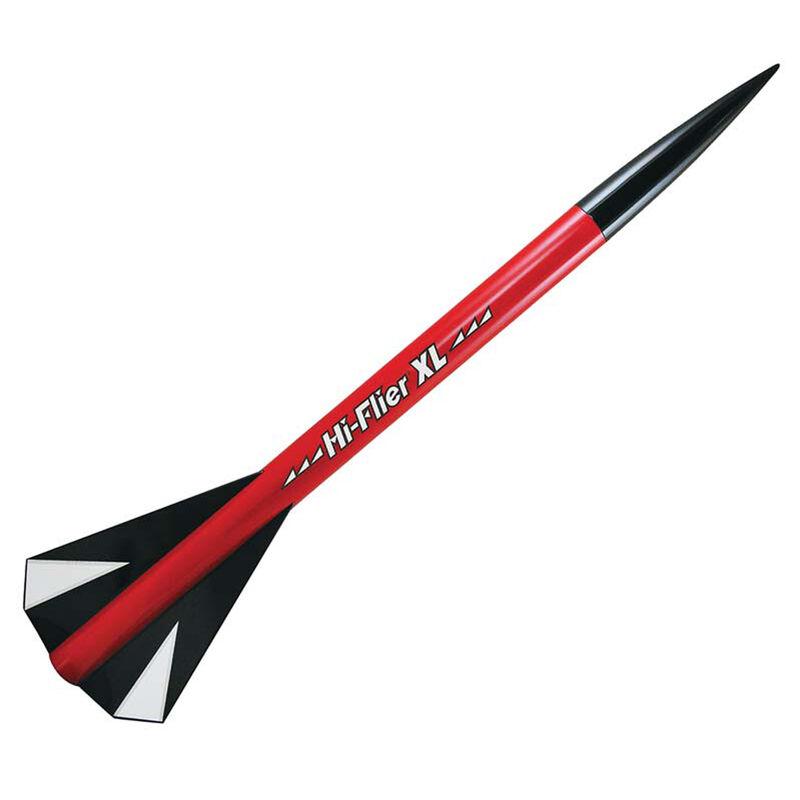 Hi-Flier XL Rocket Kit Skill Level 2