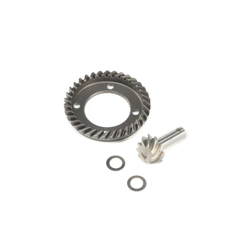 Front Ring and Pinion Gear Set: TENACITY ALL