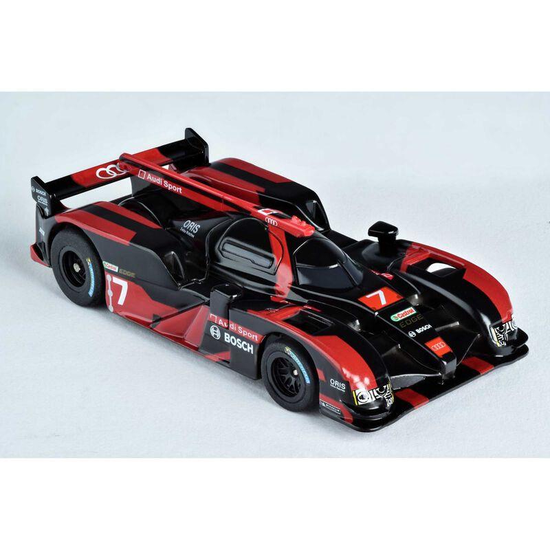 Audi R18, #7 Black