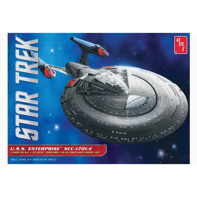 1/400 U.S.S. Enterprise 1701-E