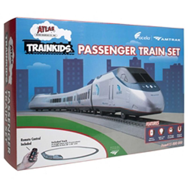 Trainkids Passenger Trainset