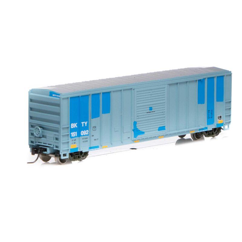 N 50' FMC 5347 Box UP BKTY #151092