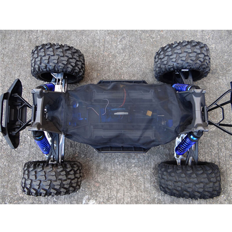 Dirt Guard Chassis Cover: Traxxas X-Maxx