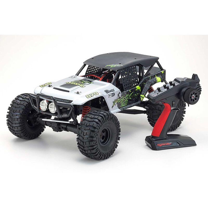 1/8 FO-XX VE 2.0 4WD Brushless Monster Truck RTR