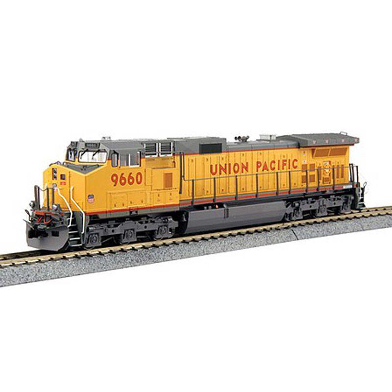 HO C449W w DCC UP #9660
