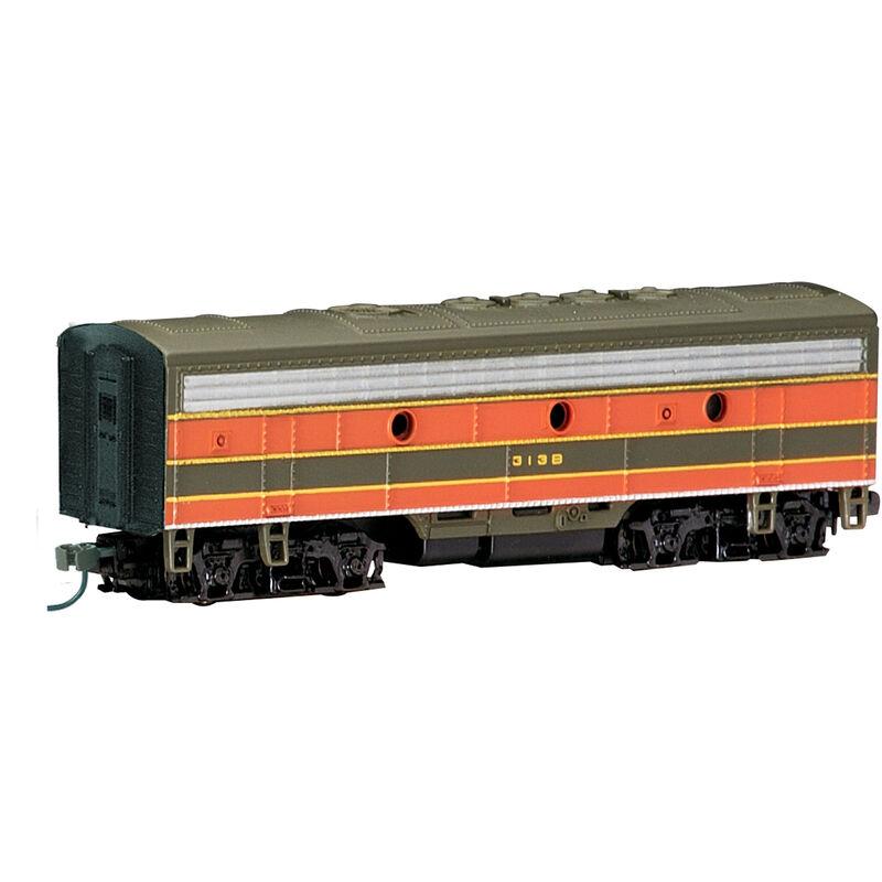 N F7B w/DCC, GN/Green/Orange