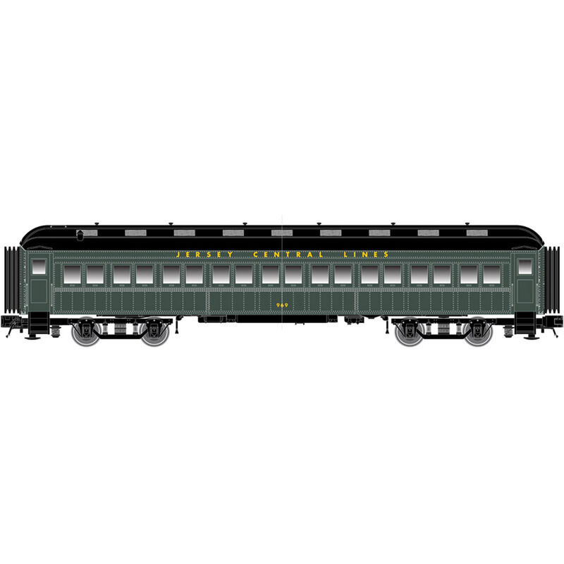 O TrainMan 60' Coach CNJ
