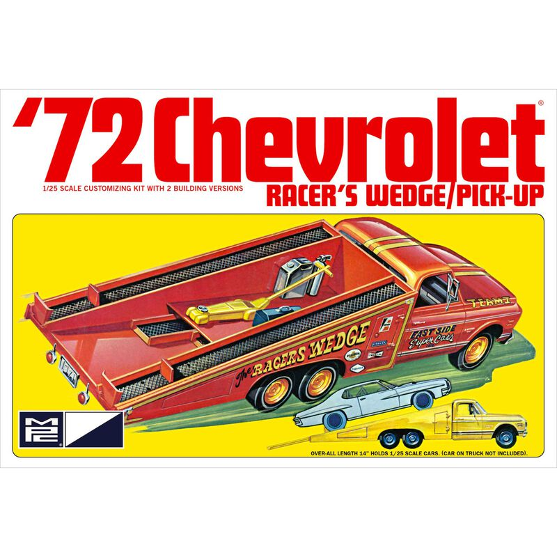 1/25 1972 Chevy Racer's Wedge