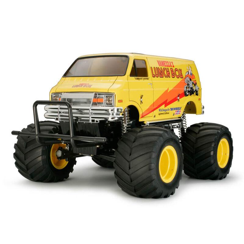 1/12 Lunch Box 2WD Monster Truck Kit