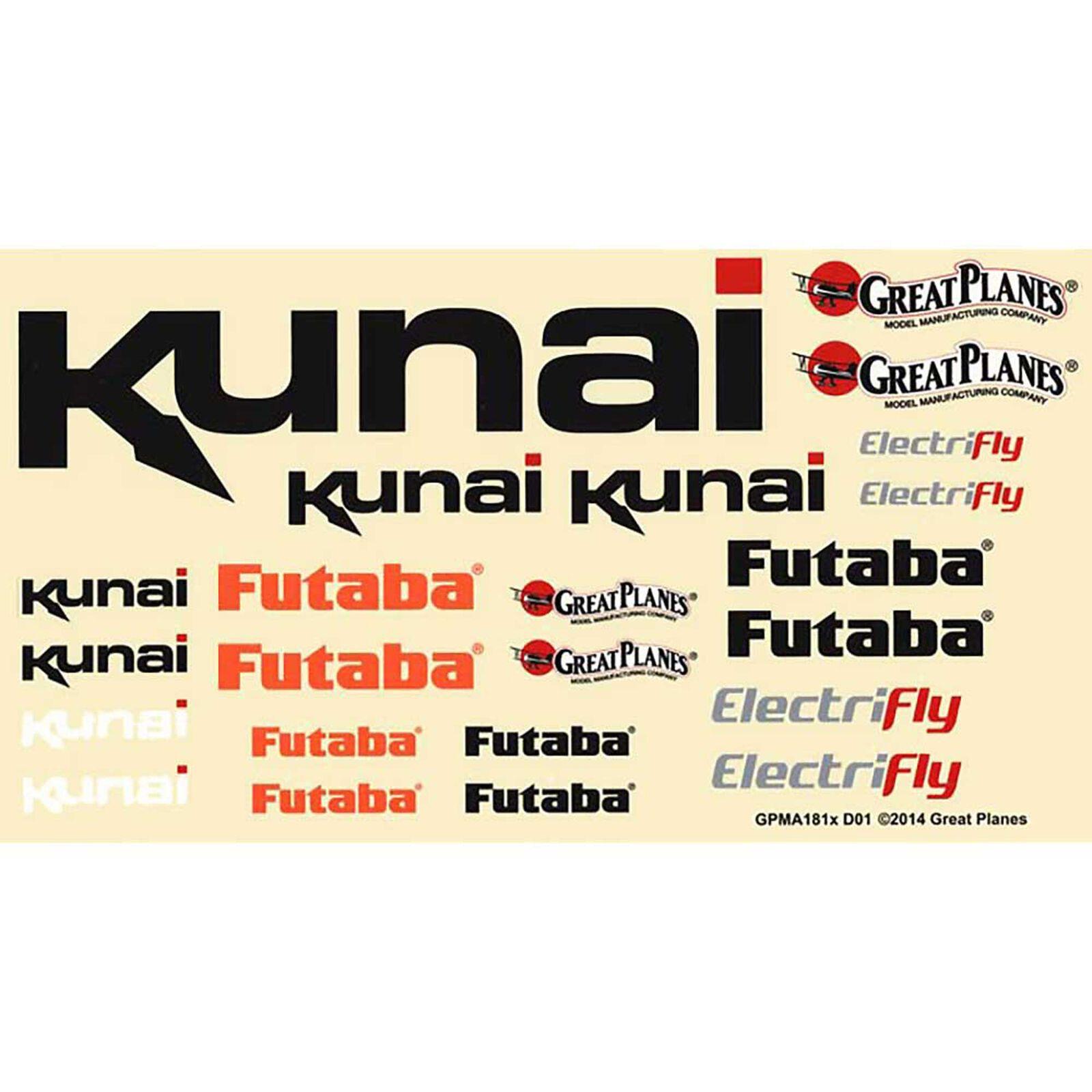 Decals: Kunai EP Rx-R