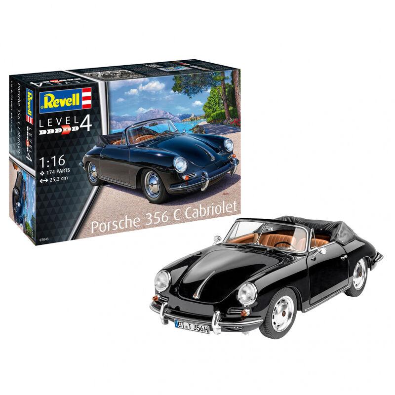1/16 Porsche 356 Convertible