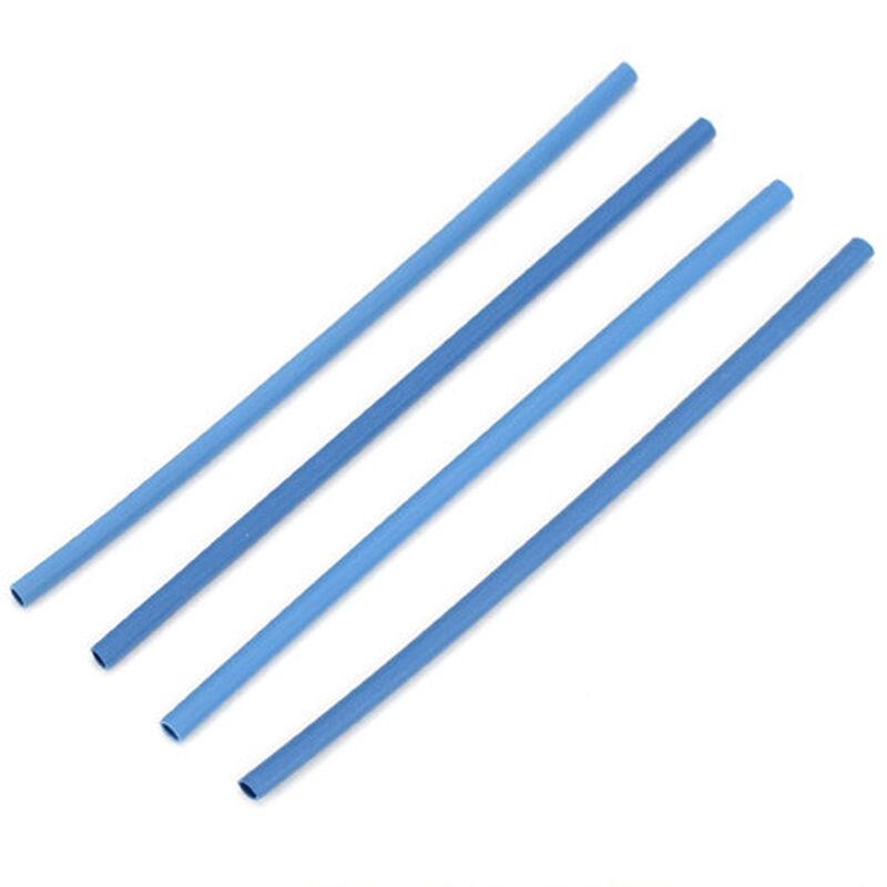 """Heat Shrinkwrap, 1/16"""", Blue"""
