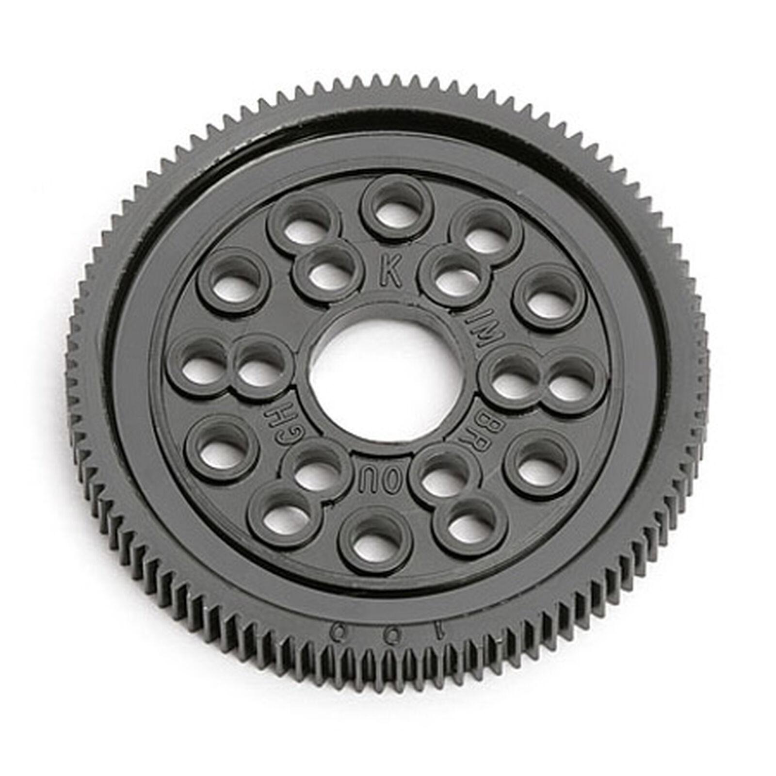 64P Spur Gear, 100T: 12L4