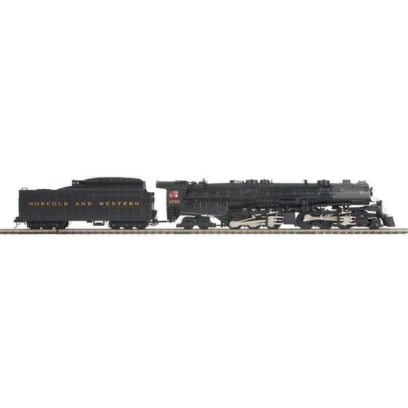 O Hi-Rail 2-6-6-4 Class A w PS N&W #2