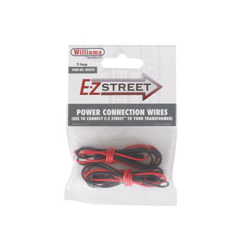 O E-Z Street Hook-Up Wires