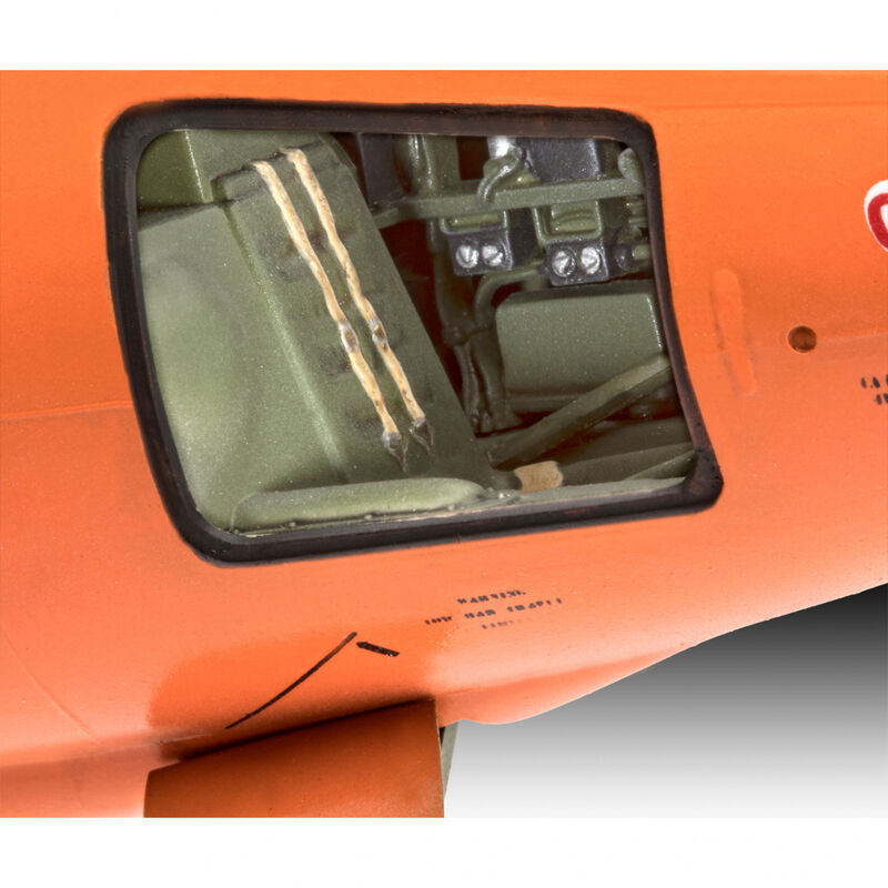 1/32 Bell X-1 Supersonic Aircraft
