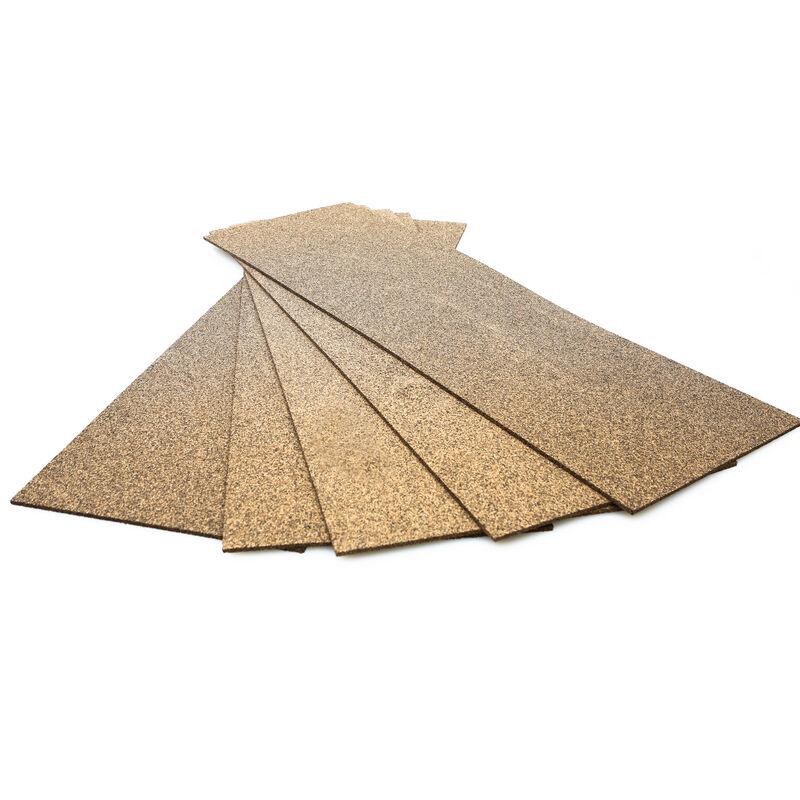 HO/O Wide Wood Cork Sheet (5)