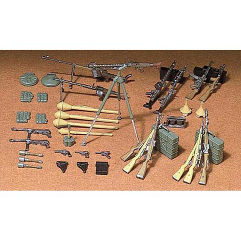 1/35 German Infantry Weapons