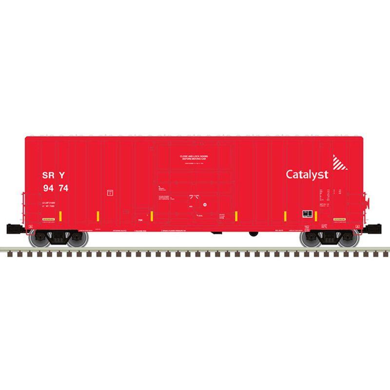 O Premier 50' Gunderson Box Car SRY 9471, 9474