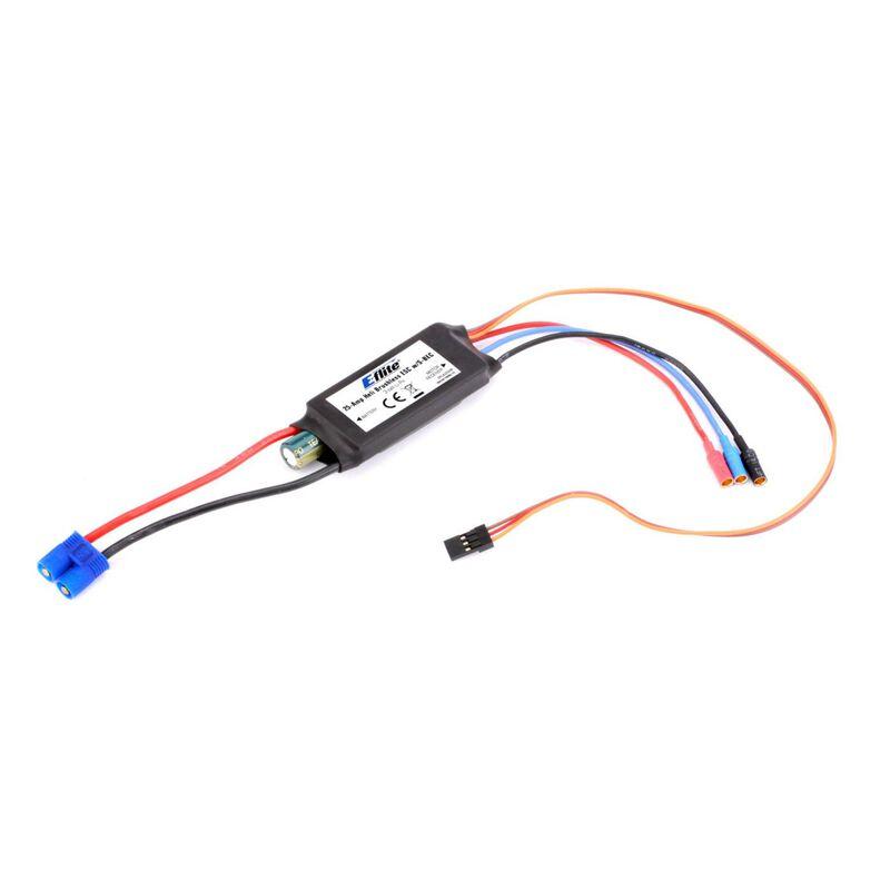 25-Amp Heli Brushless ESC: 300 X